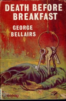 Death Before breakfast george bellairs harold blundell classic british crime detective littlejohn