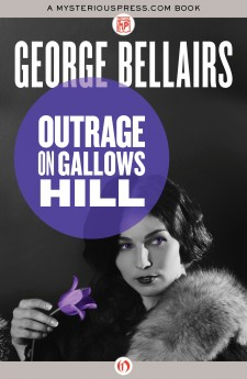 Outrage on gallows hill george bellairs harold blundell classic british crime detective littlejohn