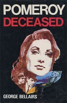 Pomeroy, Deceased george bellairs harold blundell detectuve littlejohn classic british crime