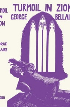 Turmoil in Zion george bellairs harold blundell classic british crime detective littlejohn