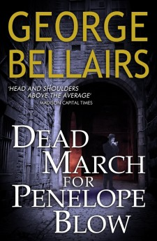 dead march for Penelope blow george beairs harold blundell classic british crime