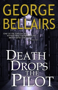 death drops the pilot george bellairs harold blundell detective littlejohn classic british crime