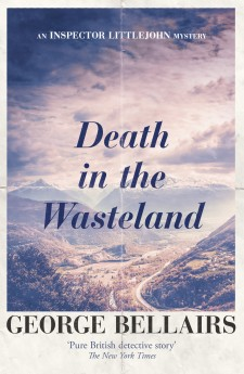 Death in the Wasteland by George Bellairs